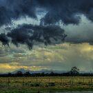 Warrumbungles storm 003 by pedroski