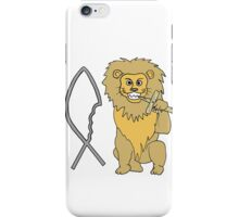 feed them to the lions iPhone Case/Skin