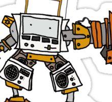 Sound Machine Sticker