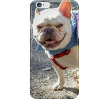 Smiling Bulldog iPhone Case/Skin
