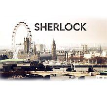 BBC Sherlock by Blackberry11