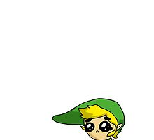 Legend of Zelda: Link of the Lost.  by AndreCristillo