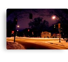 Jubilee Ave Canvas Print