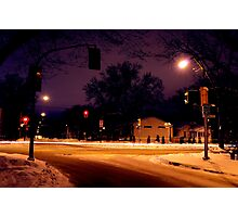 Jubilee Ave Photographic Print