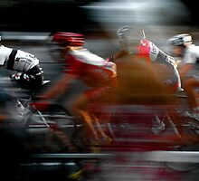 Tour Down Under 2 - Adelaide 2009 by Becky Hirst