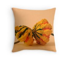 Gourds Throw Pillow