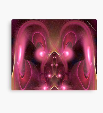 Multi-layer Apophysis Rendition Canvas Print