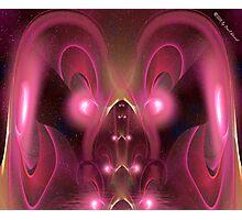 Multi-layer Apophysis Rendition Photographic Print