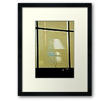 Reflections 'Looking Out Seeing In' Framed Print