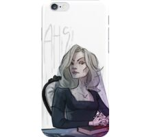 American Horror Story: Coven - Portrait  iPhone Case/Skin