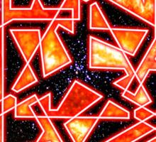 Hallucine Aten Sticker
