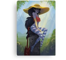Marceline Pin-up Canvas Print