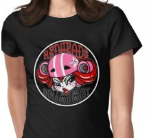 Red Heads Roller Derby Womens Fitted T-Shirt