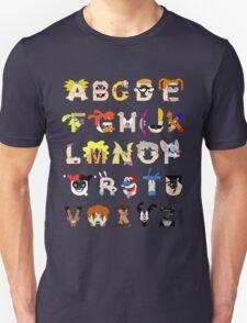 Child of the 90s Alphabet T-Shirt