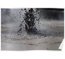 Mud Pools Poster