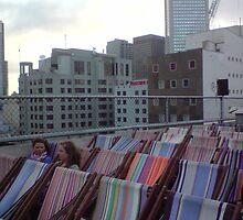 rooftop cinema, early by Tatterhood