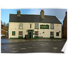 The Commercial - Easingwold,North Yorkshire. Poster