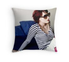 untitled #105 Throw Pillow