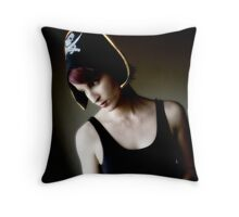 untitled #134 Throw Pillow
