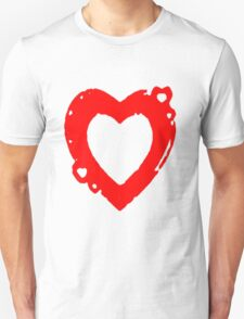 hearty Unisex T-Shirt
