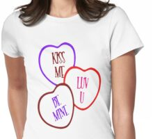be mine... Womens Fitted T-Shirt