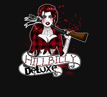 Hillbilly Deluxe Womens Fitted T-Shirt
