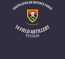 SADF 14 Field Artillery Regiment Veterans Unisex T-Shirt