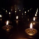 Candles by Elaine Li