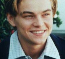 Young Leonardo Dicaprio Sticker