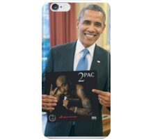Obama and Tupac iPhone Case/Skin