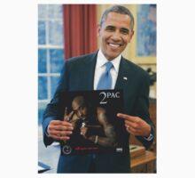 Obama and Tupac T-Shirt