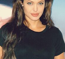 Angelina Jolie by Dannyh508