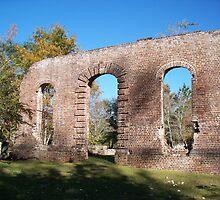 Biggins Church Ruins by foto3dk