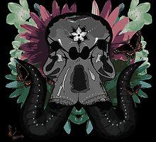 Mammoth Skull by PrettyMorbid
