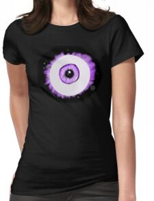 I (eye) Womens Fitted T-Shirt