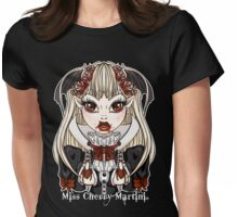 """My Little Vampiress""  Womens Fitted T-Shirt"
