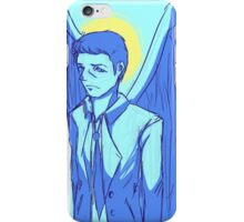 halo and wings iPhone Case/Skin