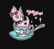 """Teacup Chihuahua"" Womens Fitted T-Shirt"