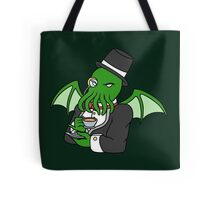Gentlemanly Cthulhu Tote Bag