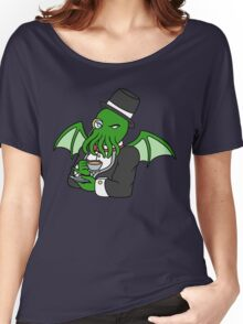 Gentlemanly Cthulhu Women's Relaxed Fit T-Shirt