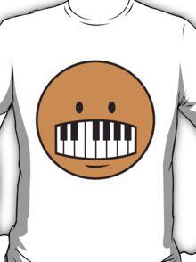 piano smile T-Shirt