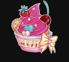 SUGAR Womens Fitted T-Shirt