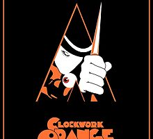 A Clockwork Orange  by FinlayMcNevin