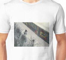 Berlin Wall 1987 Unisex T-Shirt