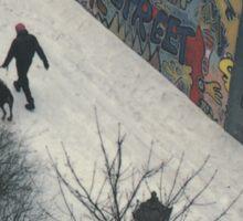 Berlin Wall 1987 Sticker