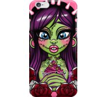 Zombies Love Cupcakes! iPhone Case/Skin
