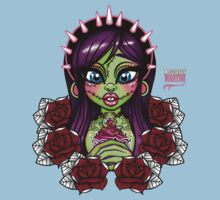 Zombies Love Cupcakes! Baby Tee