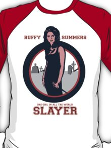 SHE IS THE SLAYER T-Shirt