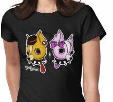 """Chi~Wawa Love"" Womens Fitted T-Shirt"