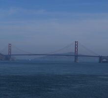 Golden Gate Bridge  by PicsByChris